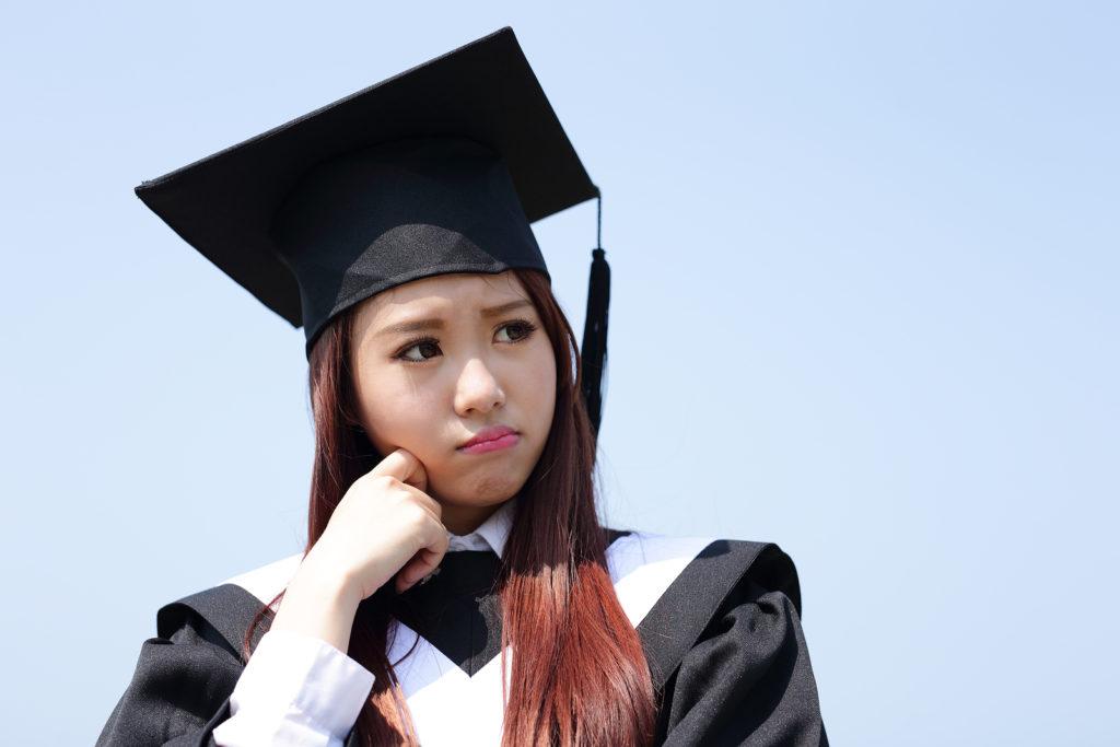 Graduate Exploring Career Options