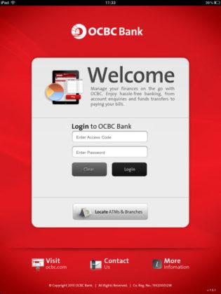OCBC Mobile 315x420
