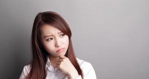 Office Girl Thinking 2 300x160