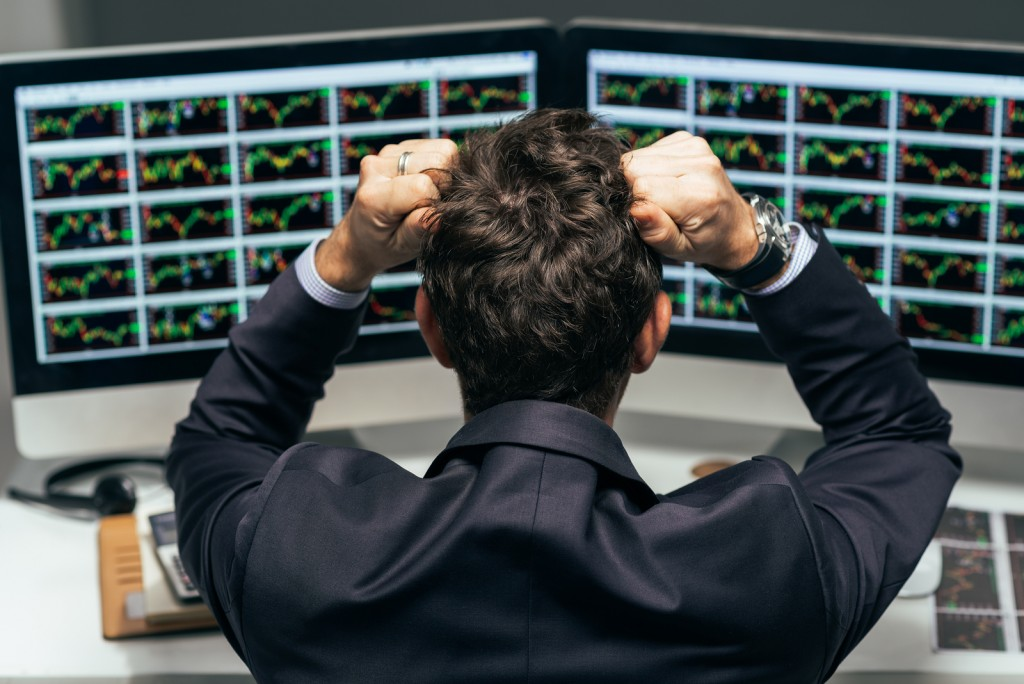 Banker in Distress