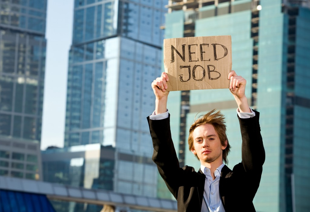 Top Banker Out of Job