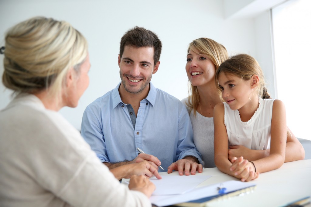 Relationship Manager with Family