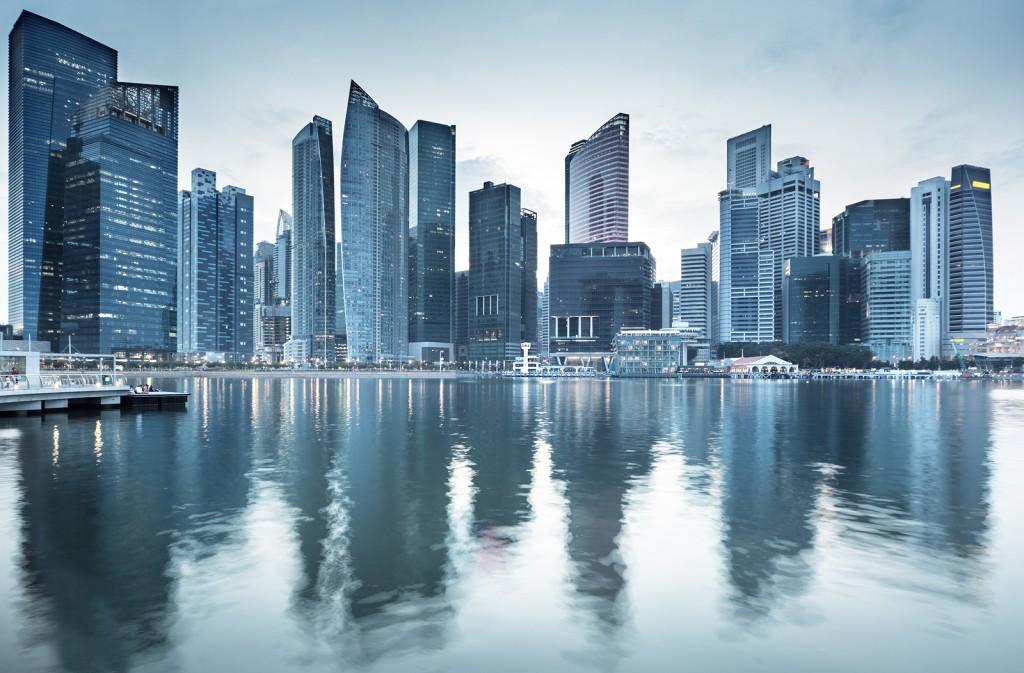 Financial Center Singapore
