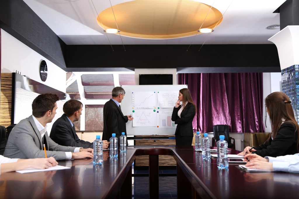 Weekly Sales Meeting