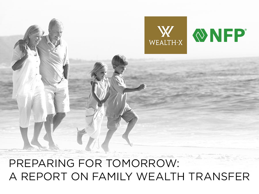Report On Family Wealth Transfer Wealth X And NFP Official Press Release