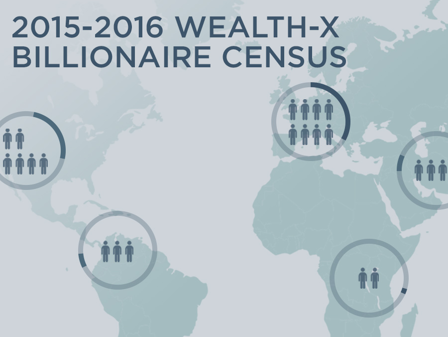 Wealth X Billionaire Concensus Offical Press Release