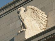 Federal Reserve Building Eagle 180x135