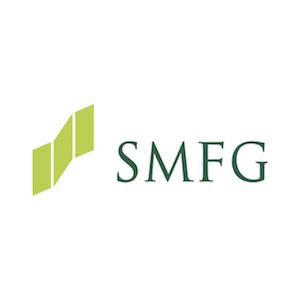 Sumitomo Mitsui Financial Group Logo Thumbnail