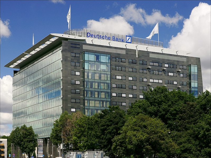 Deutsche Bank Warsaw Poland