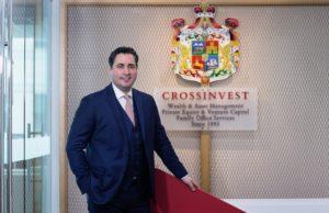 Cem. A. Azak Executive Chairman Of Crossinvest 300x194