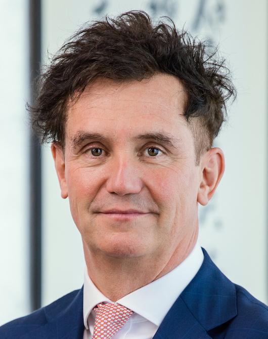 Credit Suisse Francois Monnet Headshot
