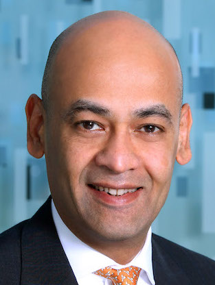 Amol Gupte Citi ASEAN Head And Country Officer Singapore Headshot