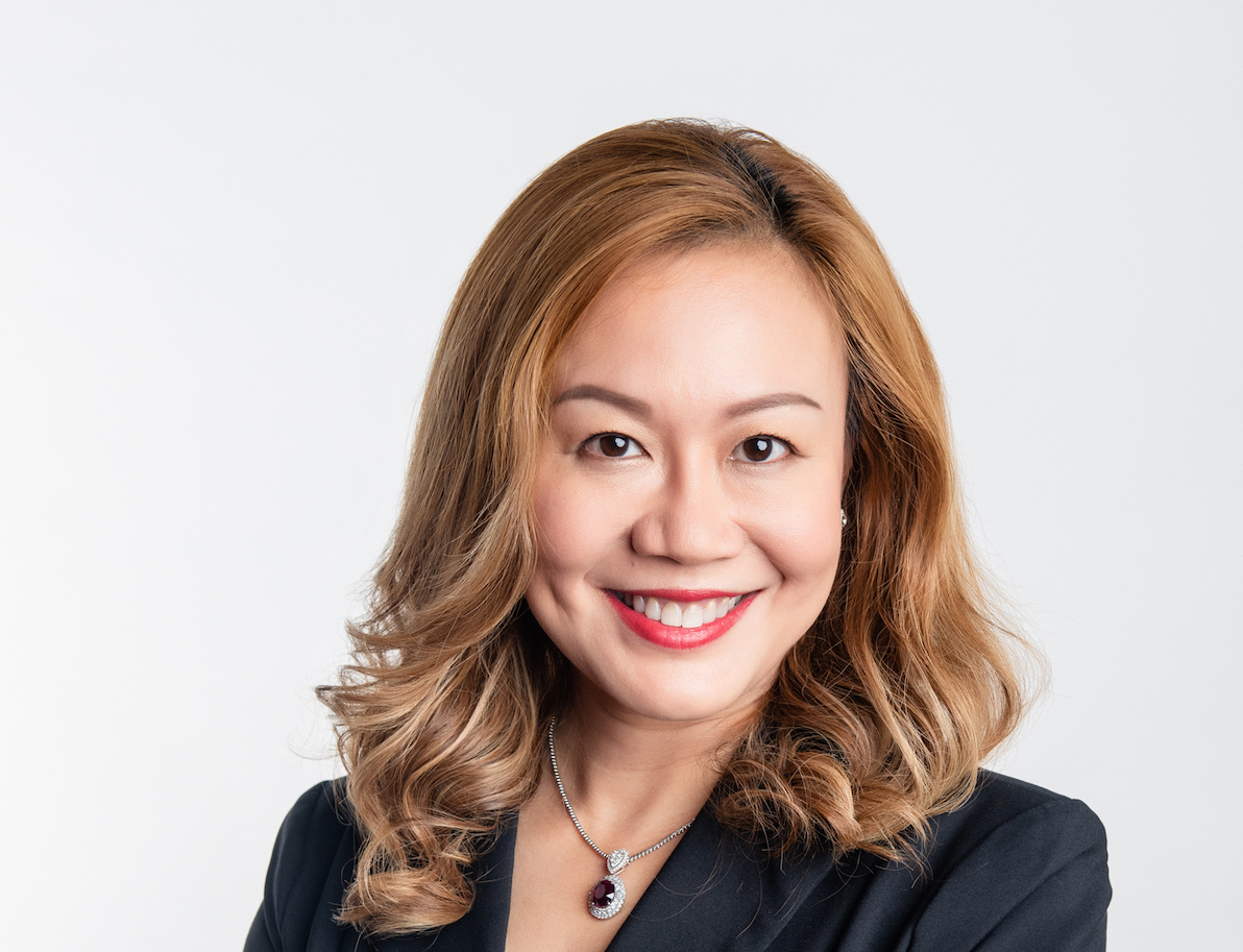 Evonne Tan Head Of Barclays Private Bank Singapore Wide