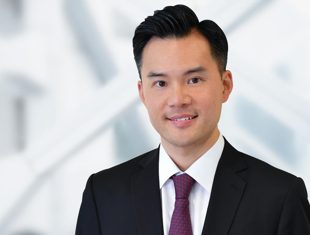 Jackie Mau Head Of HSBC Global Private Banking Mainland China Wide