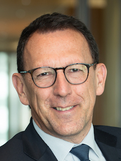 Jean Christophe Gerard CEO Barclays Private Bank Wide Headshot