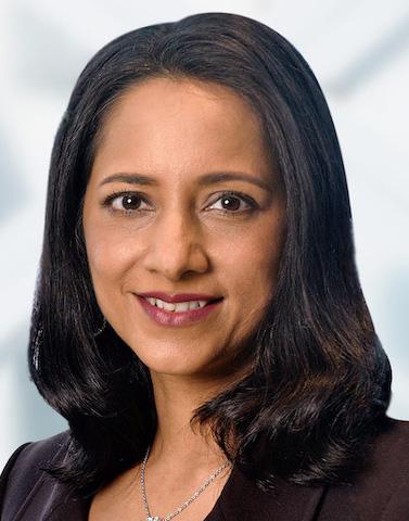 Lavanya Chari HSBC Global Head Of Investments And Wealth Solutions Headshot