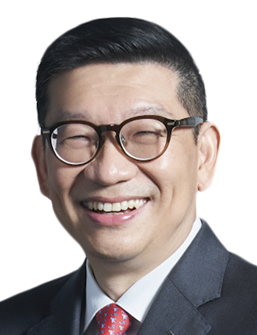 Lim Chow Kiat Chief Executive Officer Of GIC Headshot