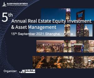 Real Estate Equity Investment & Asset Management 2021 September 300x250