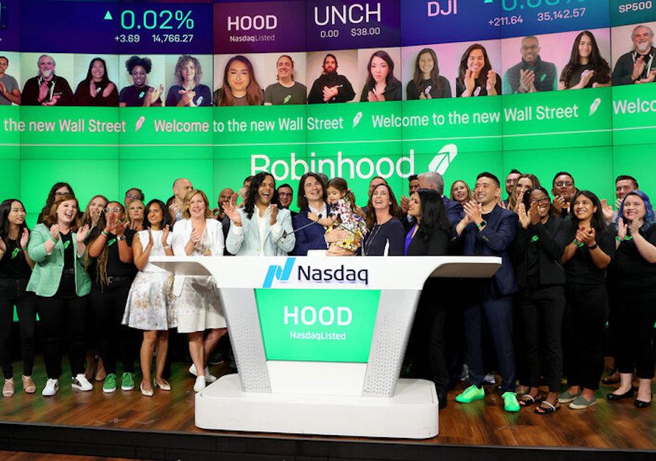 Robinhood IPO On NASDAQ
