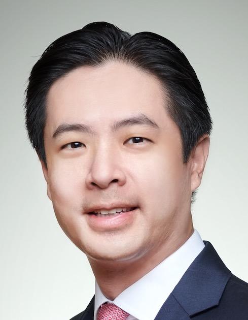 Shang Wei Chow Deutsche Bank Head Of Southeast Asia Wealth Management Headshot