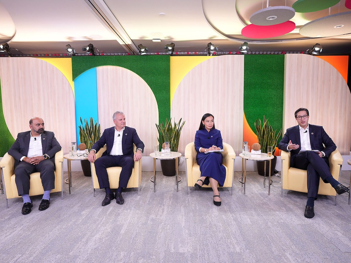 Temasek Review 2021 Media Conference Panellists