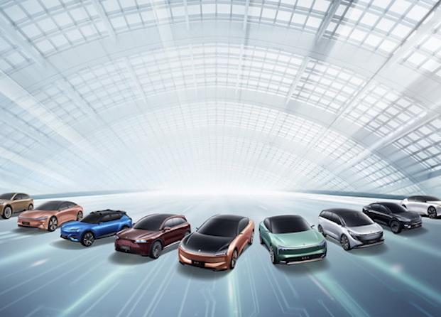 China Evergrande Electric Car