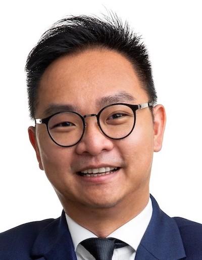 Kevin Foo Noah Holdings Head Of High Net Worth Insurance Headshot