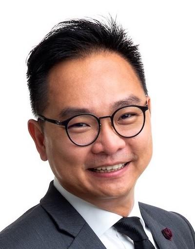 Kevin Foo Noah Holdings Head Of High Net Worth Insurance Sideview Headshot