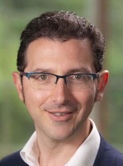 David Harris London Stock Exchange Group LSEG Global Head Of Sustainable Finance Data Analytics Headshot