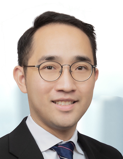 Jason Kwong Mercer Private Client Services Group Deputy COO Headshot
