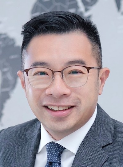 Joseph Low Mercer Private Client Services Group CEO Headshot